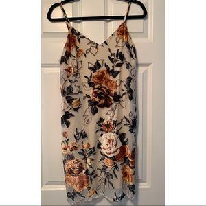 Japna Floral Dress